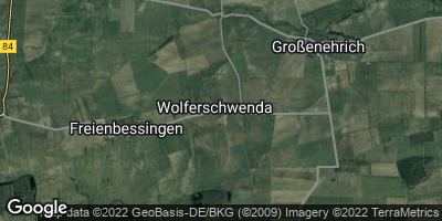 Google Map of Wolferschwenda