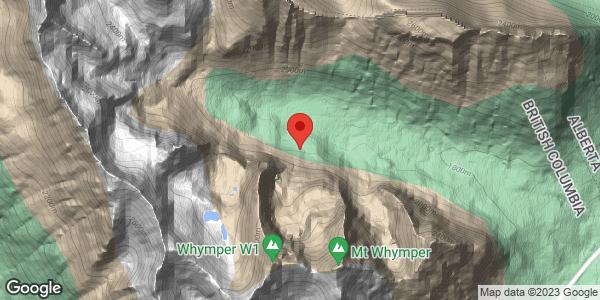 Chickadee Valley/Mt Whymper