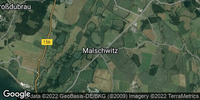 Google Map of Malschwitz
