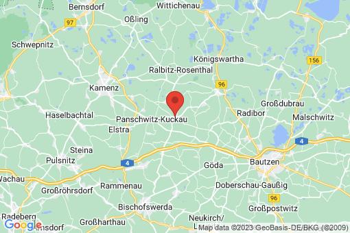 Karte Crostwitz