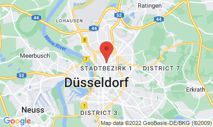 Arbeitsort: Düsseldorf, Neuss, Meerbusch, Erkrath, Ratingen, Hilden, Kaarst, Mettmann, Dormagen, Haan, Monheim am Rhein