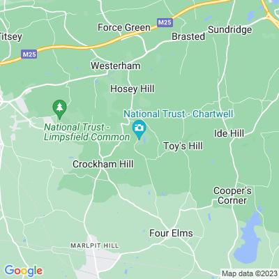 Chartwell Location