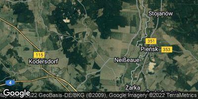 Google Map of Neißeaue