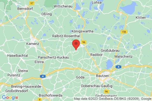 Karte Puschwitz