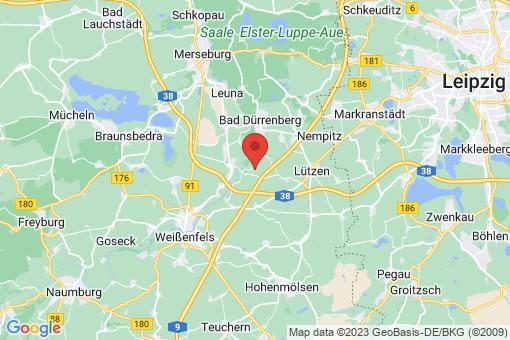 Karte Oebles-Schlechtewitz