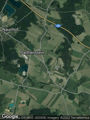 Google Map of Parthenstein bei Grimma