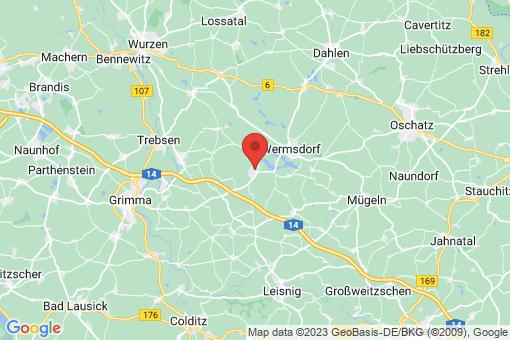 Karte Mutzschen