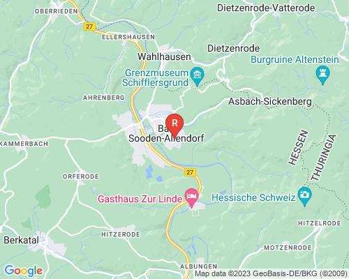Google Karte von Rohrreinigung Bad Sooden Allendorf