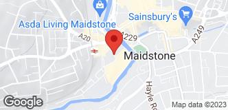 B&Q Supercentre Maidstone location