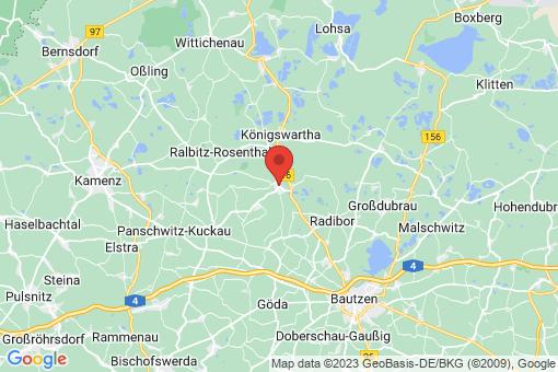 Karte Neschwitz