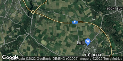 Google Map of Lind