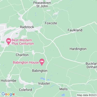 Ammerdown House Location
