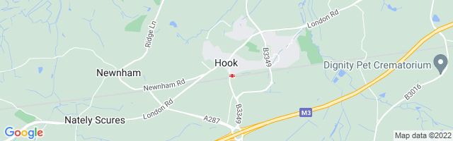 Map Of Hook