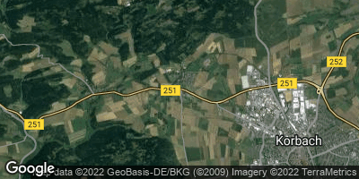 Google Map of Lelbach