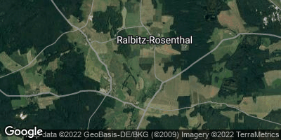 Google Map of Ralbitz-Rosenthal