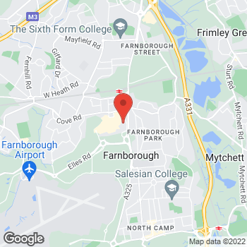Map of wilko Farnborough at 31-35 Kingsmead Shopping Centre, Farnborough,  GU14 7SJ