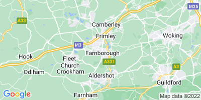 Farnborough, Hampshire