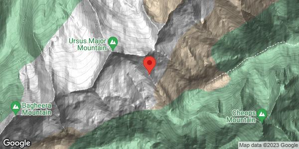 Ursus Minor - South Ridge
