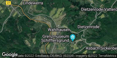 Google Map of Wahlhausen