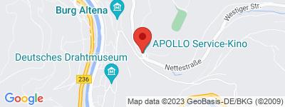 Apollo Service Kino