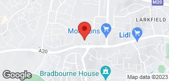 B&Q Supercentre Aylesford location