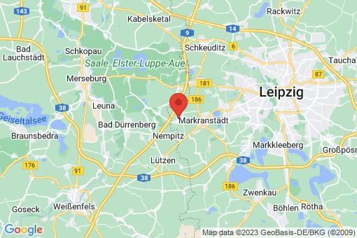 Karte Großlehna