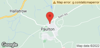 Map of Poppies Of Paulton at 3 Hill Court, Paulton, Bath and North East Somerset BS39 7QG