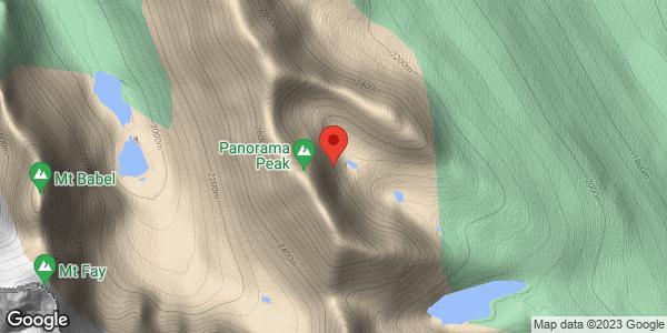 Panorama Peak