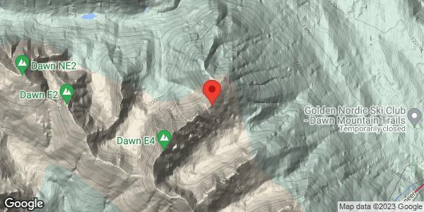 Repeater/Mt. Hughes ridge