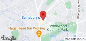 Homebase Woking Knaphill location