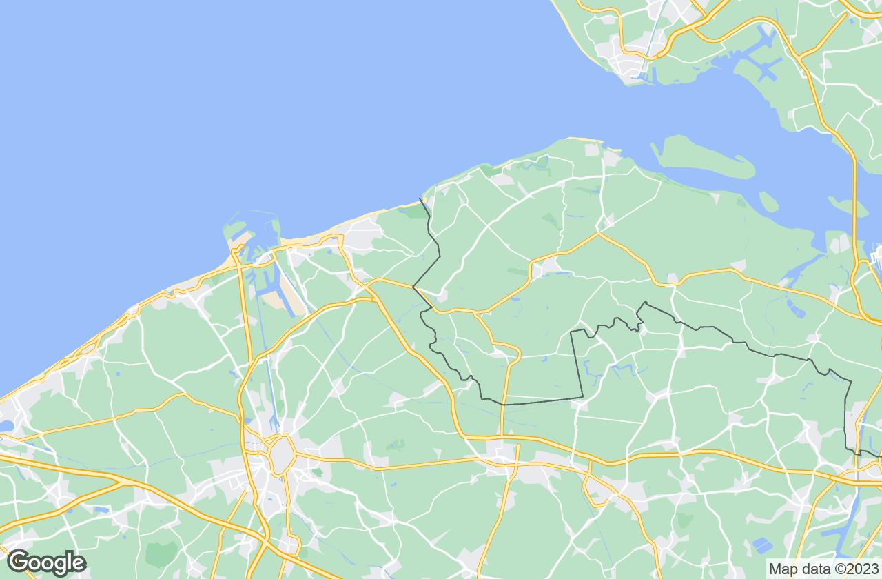 Google Map of Sluis