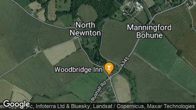 Manningford Trout Fishery