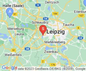 Karte für Wasserskilift Leipzig/Kulkwitzer See
