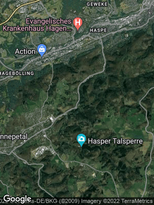 Google Map of Hasperbach