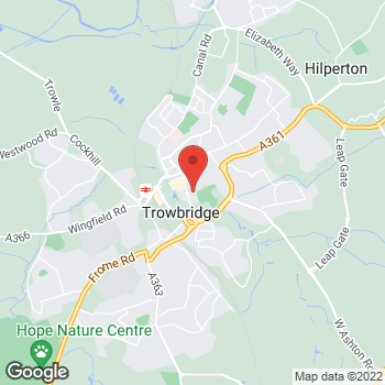 Map of wilko Trowbridge at Units 10-12, Trowbridge,  BA14 8AL