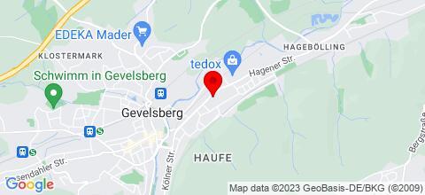 Google Map für Gasthaus Keglerheim