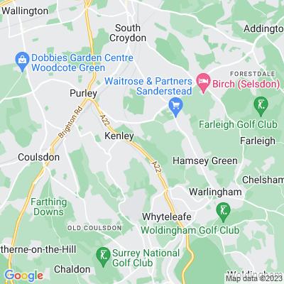 Riddlesdown Location