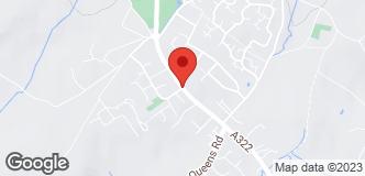 Halfords Farnham location