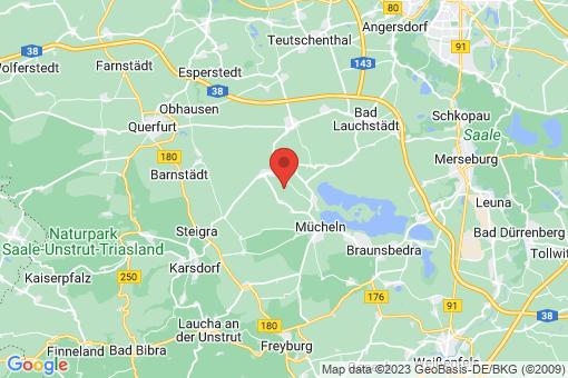 Karte Oechlitz