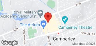 Argos Camberley location