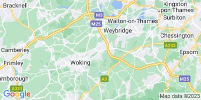 West Byfleet Surrey