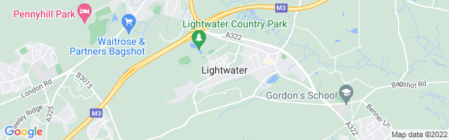 Map Of Lightwater