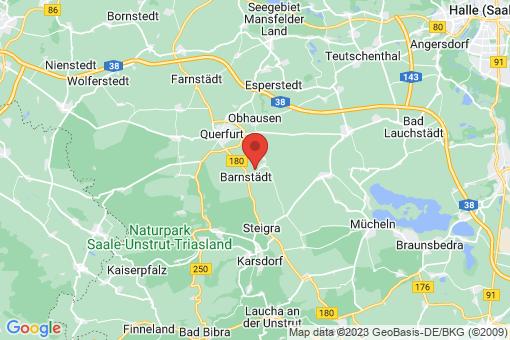 Karte Nemsdorf-Göhrendorf