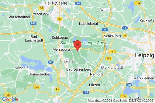 Karte Friedensdorf