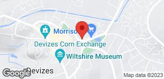 Roses Ironmongers location