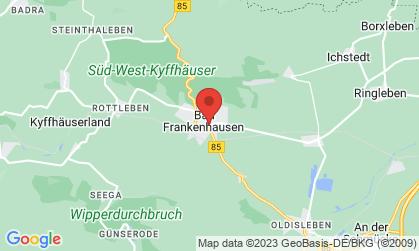 Arbeitsort: Bad Frankenhausen