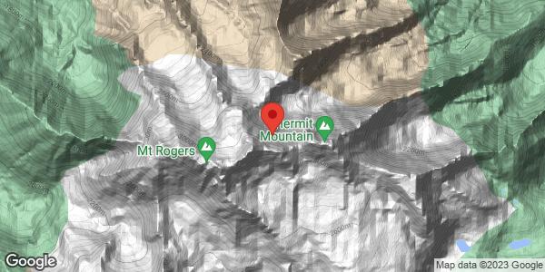 Swiss north face, Youngs pk., Balu pass