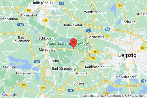 Karte Zöschen