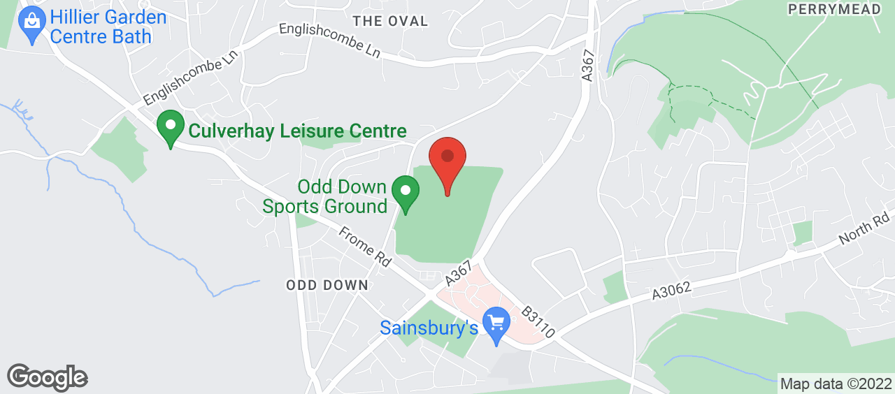 Odd Down Sports Ground location and directions