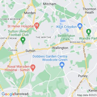 Sutton Ecology Centre Location